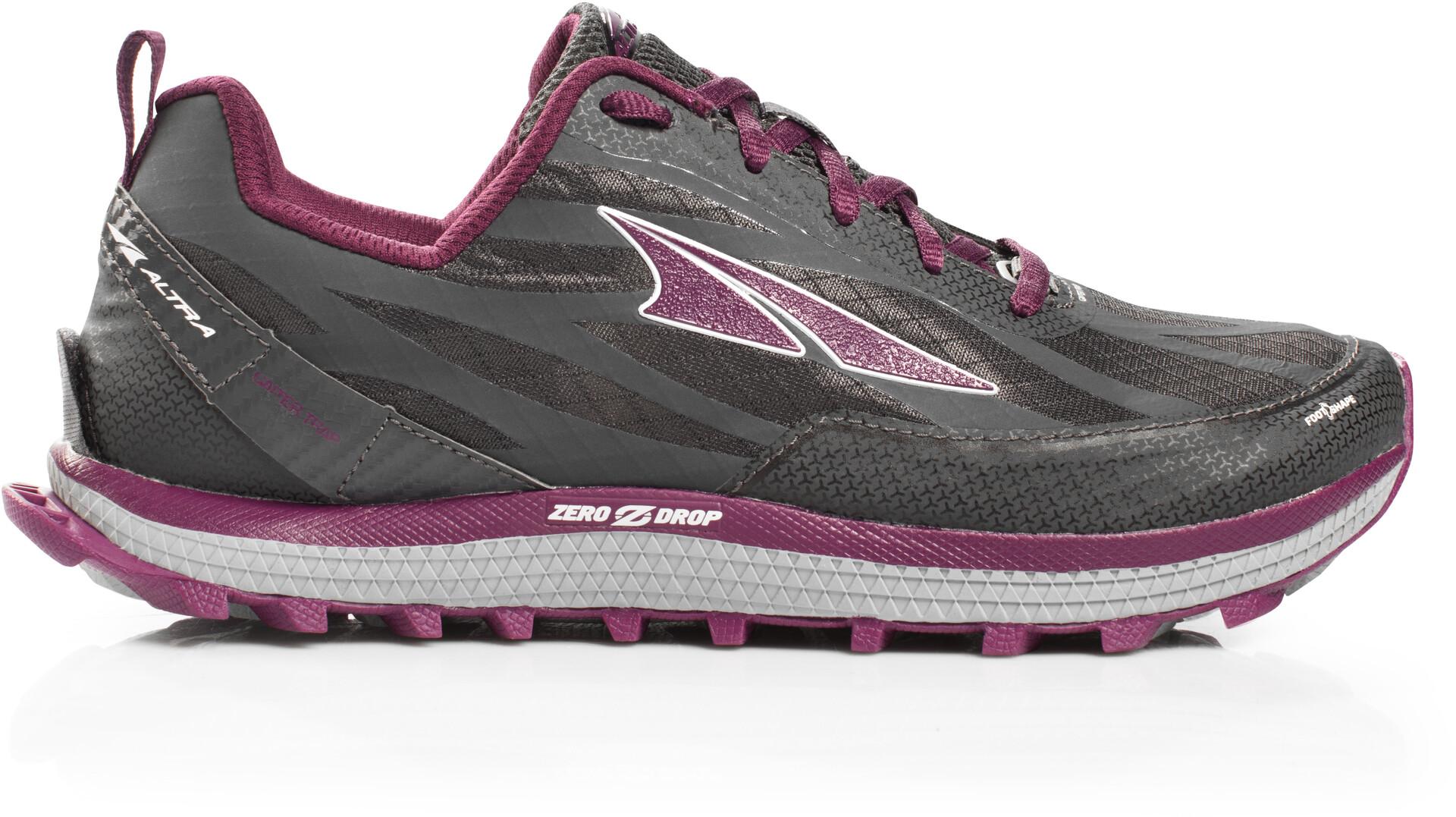 Altra W's Superior 3.5 Trail Running Shoes grå/purple grå/purple grå/purple a9003a